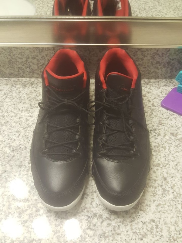 24f52dddd47c3e Used Air jordan 9 retro low bred for sale in Charlotte - letgo