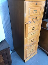 Filing cabinet with Kiefer Luxe Fresno