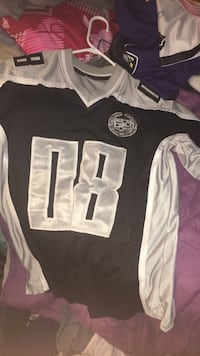 black and white NFL jersey Colorado Springs, 80910