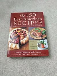 150 Best American Recipes Cookbook Ashburn, 20147