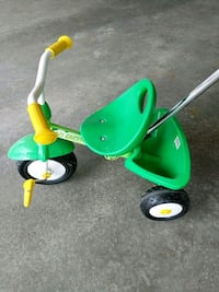 Toddler bike with removable push stick Springfield, 62711