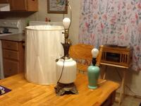 Vintage lamps and new shade. Lamps from the early 70's Lexington, 40511
