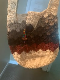 Hand made /rope bag from Colombia South America Silver Spring, 20905