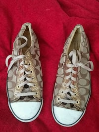 Coach shoes size 9 Beverly Hills, 90210
