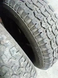 Studded snow tires p215 75r15  Pittsburgh, 15212
