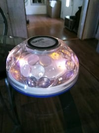 Bluetooth floating speaker with lights Las Vegas, 89108