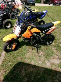 72 CC gas dirt bike Tyler, 75709