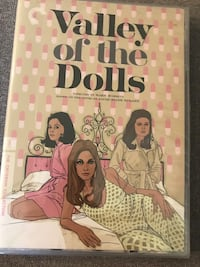 Valley of the Dolls  DVD : Criterion Collection Toronto, M3H 1R1