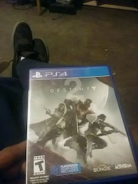 Sony PS4 Destiny game case Cleveland, 44110