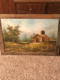 Antique pictures framed with barn wood Johnson City, 37604