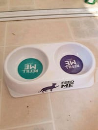 Dog/Cat food and water bowls (brand new) Edmonton, T5S 1T5