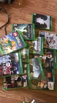 12 XBOX ONE GAMES LOT SALE Knoxville
