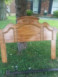 Queen size headboard and frame Louisville, 40291