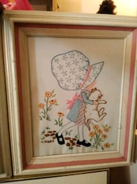 H.HOBBIE CROSS STITCH PICTURES 750.00 FOR ONE OR 1 Bethany, 73008