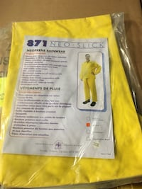 Men's Neoprene Rain pants XXXL Only have several pairs Smithville