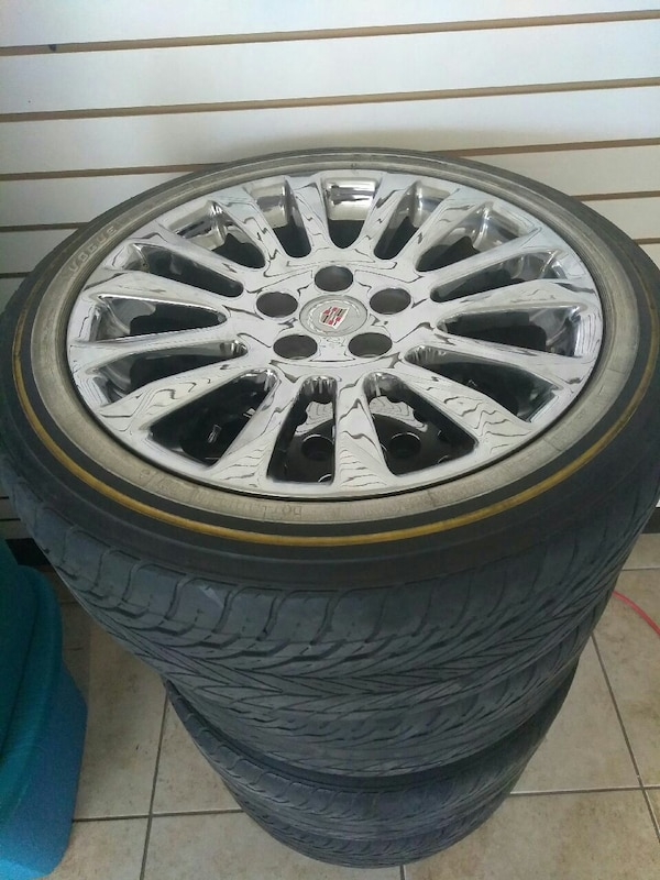 Used 18 Inch Vogue Rims Tires For Sale In Lubbock Letgo