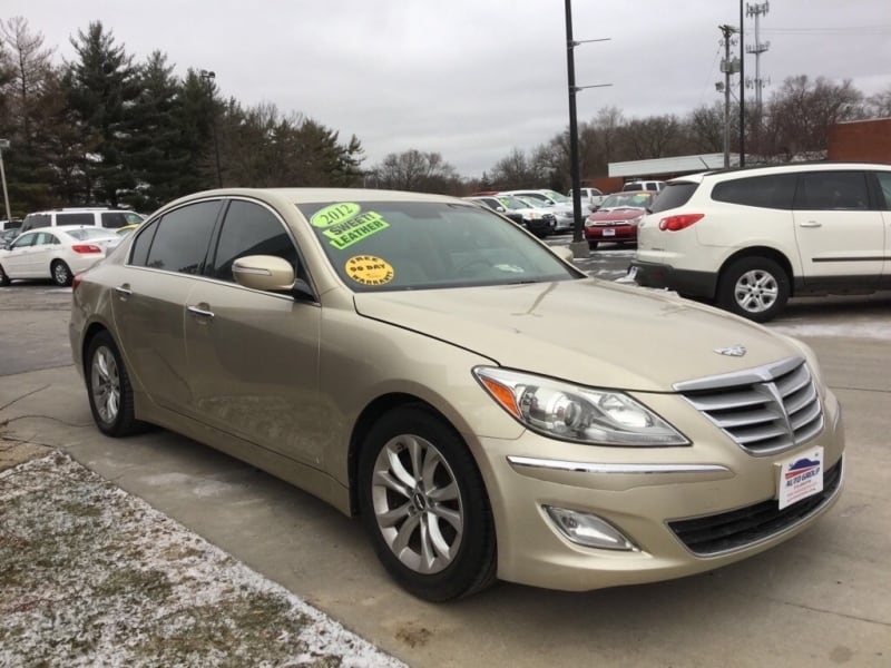*Clean Carfax* 2012 Hyundai Genesis 4dr - GUARANTEED CREDIT APPROVAL 6