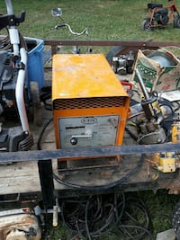orange AIR CO welding machine Whitmore Lake, 48189