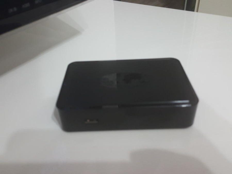 MAG 254 IPTV BOX + W LAN STICK