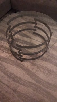 Round Coffee table with 2 side tables  Rockville, 20852