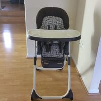 Gently used high chair on sale UPPERMARLBORO