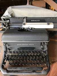 Antique Remington Rand Typewriter with stand Frederick, 21702