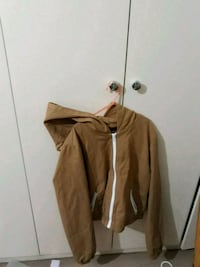 Forever21 mustard cropped jacket new Manchester, M13 9DP