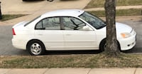 white 5-door hatchback Lanham, 20706