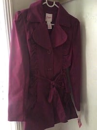 new candies jacket size small. Colton, 92324