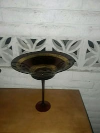 plantfired plate/with stand Tucson, 85730