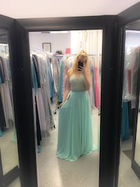 Mint prom dress Chestertown, 21620