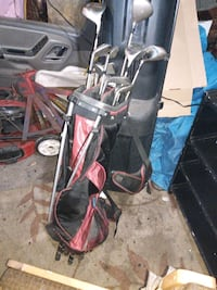 Great set of clubs Norfolk