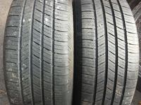 """PAIR OF MICHELIN DEFENDER 215/65/16"""" TIRES"""