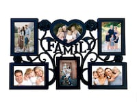 BestBuy Family Photos Collage Picture Wall Hanging Frame