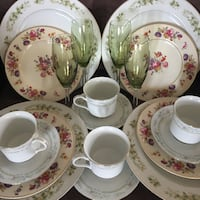 Mismatched Vintage Set for Four 20 pieces Winston-Salem, 27127