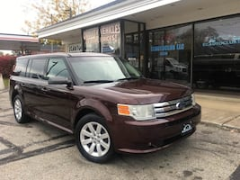 2009 FORD FLEX 3rd Row GUARANTEED APPROVALS!!
