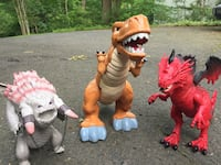 Kids Toy dinosaurs figurines Guilford, 06437