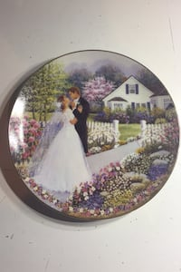 Forever Yours Collector plate