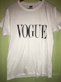 Vogue t-skjorte