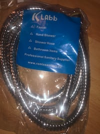 Shower Hose, Extra Long Chrome Handheld Head Hose Brass