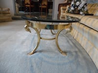 Vintage Duck Coffee Table