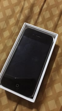 space gray iPhone 6 in box