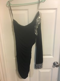 Beautiful black dress , great for all seasons  Windsor, N9B 3C8