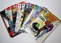 17 Vintage Comics. DC, Valiant & More