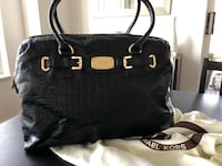 Michael Kors - Large Duffel/Tote with Gold Colour Zipper Richmond Hill, L3T 7Y1