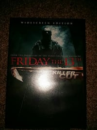 Friday the 13th DVD case Mill Hall, 17751