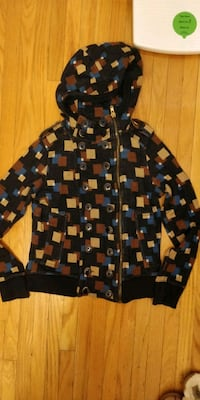 women's Marc by Marc Jacobs zip up button checker  Toronto, M1H 2H1