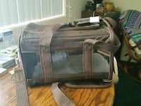 Airline approved dog carrier. Fits up to 15 lb.  Yuma, 85367