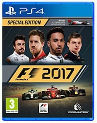 F 1 2017 Special Edition Ps4 6787 km
