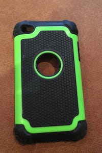 Bastex hybrid armor case for Apple iPod touch, 4th Generation  Westwood, 02090
